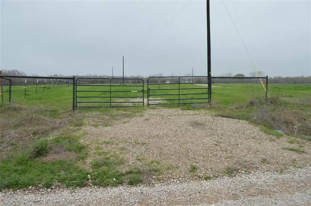 2181 County Road 139, Terrell, TX 75161 (MLS #14307816) :: The Mauelshagen Group