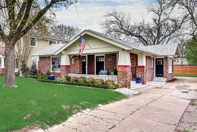 328 S Rosemont Avenue, Dallas, TX 75208 (MLS #14307844) :: The Mitchell Group