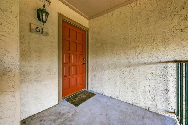 7640 W Greenway Boulevard 6J, Dallas, TX 75209 (MLS #14307856) :: Century 21 Judge Fite Company