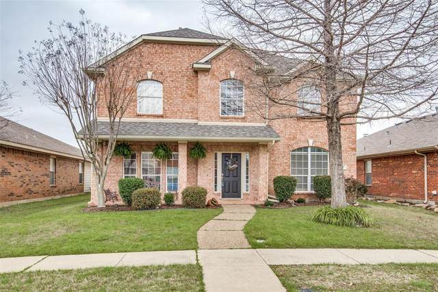 5108 Crossvine Lane, Mckinney, TX 75070 (MLS #14307870) :: The Chad Smith Team