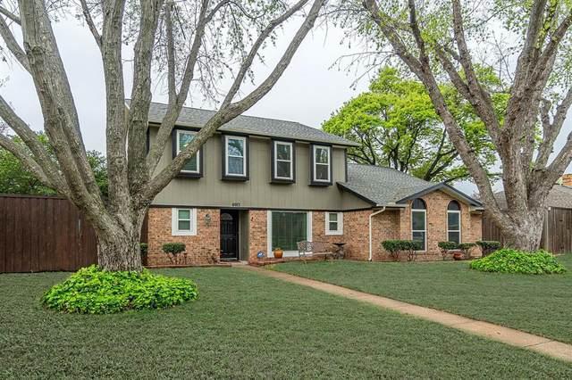 4013 Windy Crest Drive, Carrollton, TX 75007 (MLS #14307883) :: Team Tiller