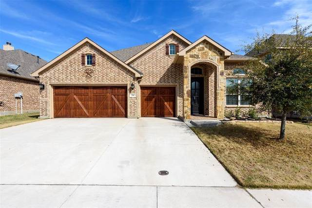 206 Palomino Road, Hickory Creek, TX 75065 (MLS #14307919) :: Baldree Home Team