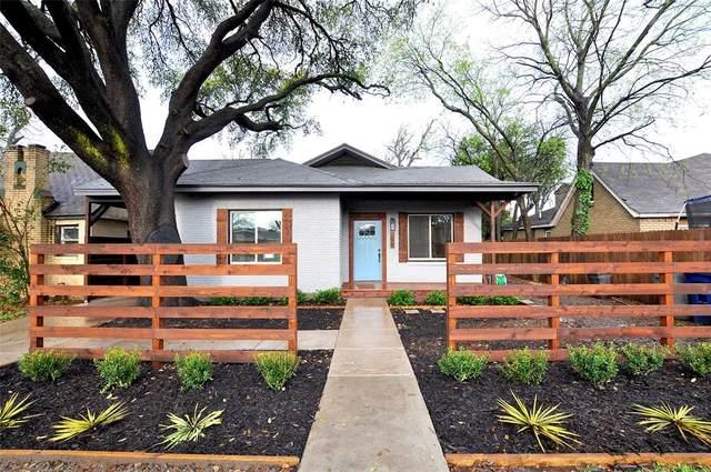 807 S Windomere Avenue, Dallas, TX 75208 (MLS #14307965) :: HergGroup Dallas-Fort Worth
