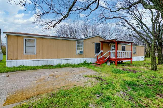 121 Rommel Court, Springtown, TX 76082 (MLS #14307997) :: Baldree Home Team