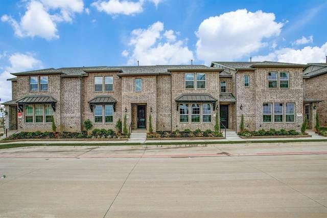 815 Ponds Edge Lane, Euless, TX 76040 (MLS #14308002) :: The Kimberly Davis Group