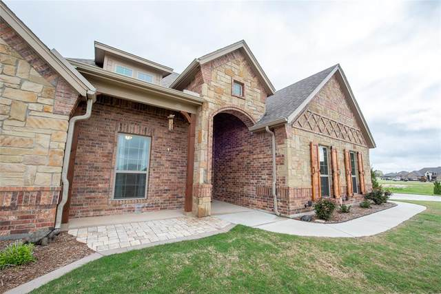110 Alander Court, Brock, TX 76087 (MLS #14308017) :: The Kimberly Davis Group