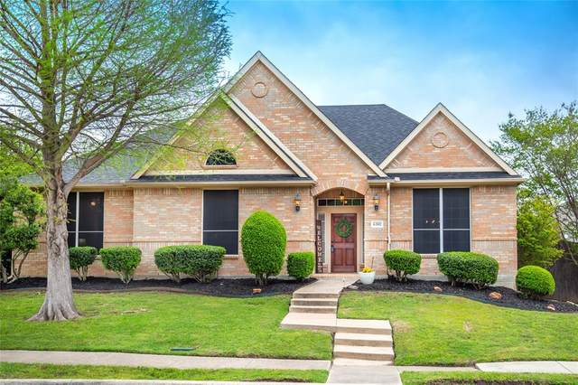 6302 Nueces Bay Drive, Rowlett, TX 75089 (MLS #14308021) :: Real Estate By Design