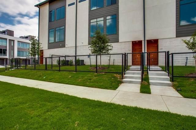 2103 Bennett Avenue #50, Dallas, TX 75206 (MLS #14308073) :: Post Oak Realty