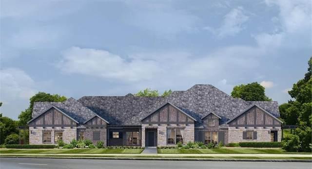 3841 Dalea Drive, Prosper, TX 75078 (MLS #14308075) :: Real Estate By Design