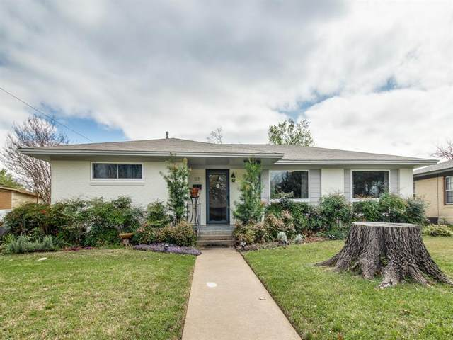 1311 Linden Drive, Denton, TX 76201 (MLS #14308083) :: The Mauelshagen Group