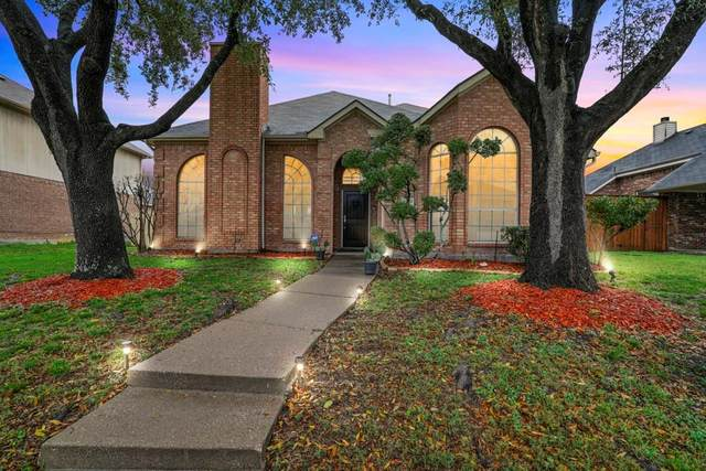 2520 Crystal Falls Drive, Mesquite, TX 75181 (MLS #14308094) :: Real Estate By Design