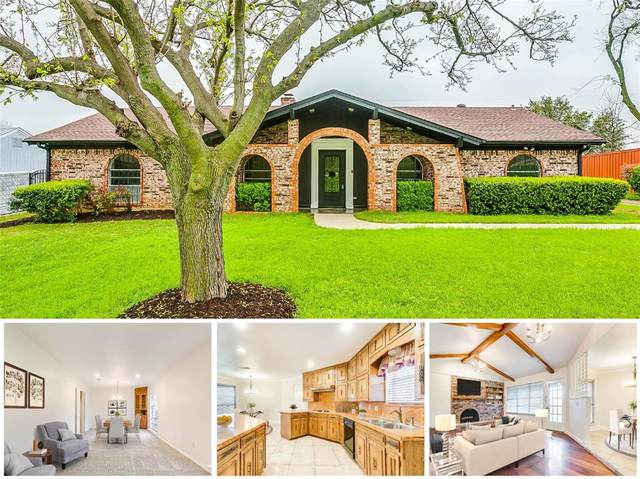 2416 Kings Country Drive, Irving, TX 75038 (MLS #14308119) :: The Kimberly Davis Group