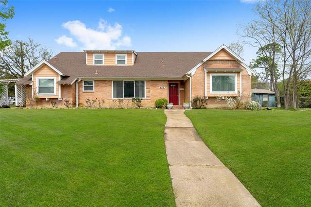 403 Countryside Drive, Irving, TX 75062 (MLS #14308140) :: The Kimberly Davis Group