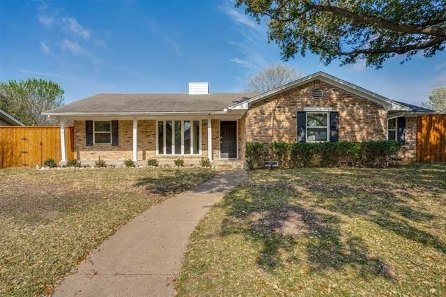 13415 Mill Grove Lane, Dallas, TX 75240 (MLS #14308146) :: The Chad Smith Team
