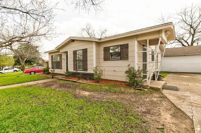406 Byran Drive, Arlington, TX 76011 (MLS #14308174) :: The Mitchell Group