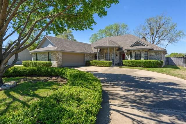 2144 Fairfax Road, Denton, TX 76205 (MLS #14308186) :: Real Estate By Design