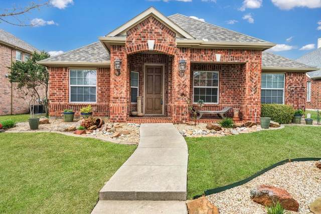 11662 Mansfield Drive, Frisco, TX 75035 (MLS #14308223) :: The Kimberly Davis Group