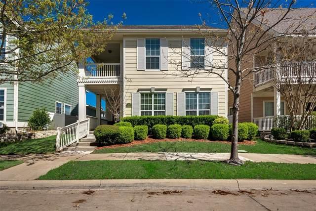 952 Cotton Exchange Drive, Savannah, TX 76227 (MLS #14308273) :: The Mauelshagen Group