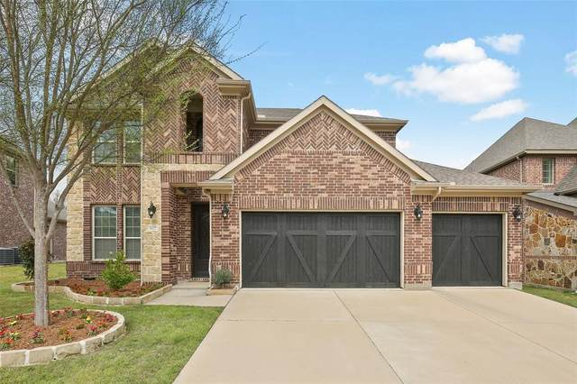 917 Boyd Creek Road, Mckinney, TX 75071 (MLS #14308276) :: The Good Home Team