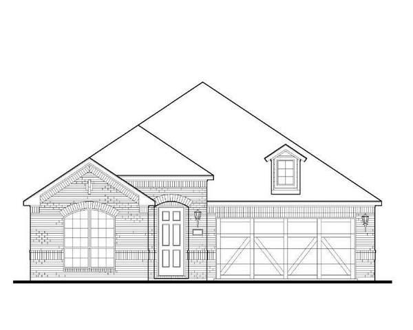 854 Underwood Lane, Celina, TX 75009 (MLS #14308295) :: Real Estate By Design