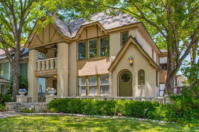 5127 Worth Street, Dallas, TX 75214 (MLS #14308331) :: Hargrove Realty Group