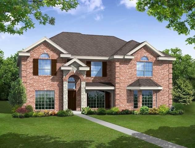 408 Ambergate Drive, Denton, TX 76208 (MLS #14308353) :: Frankie Arthur Real Estate