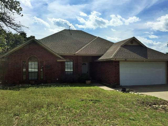 205 Oakland Hills Drive, Graford, TX 76449 (MLS #14308407) :: Real Estate By Design