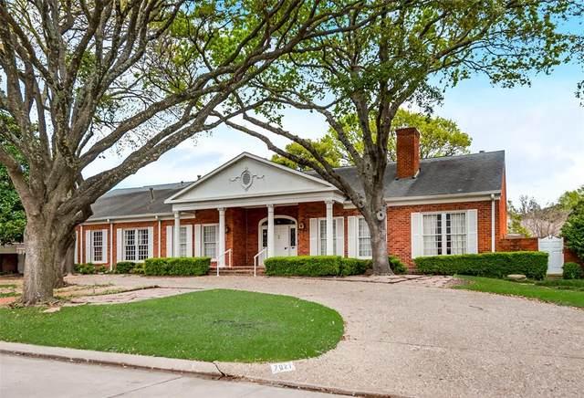 7021 Prestonshire Lane, Dallas, TX 75225 (MLS #14308423) :: Bray Real Estate Group
