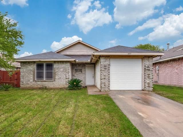 4455 Posada Drive, Dallas, TX 75211 (MLS #14308430) :: Vibrant Real Estate