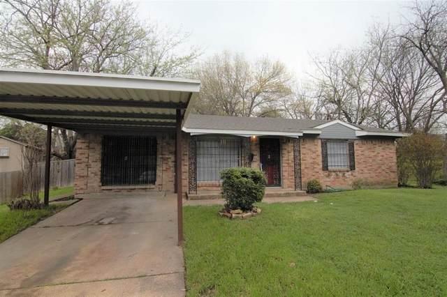 3952 Happy Canyon Circle, Dallas, TX 75241 (MLS #14308458) :: All Cities USA Realty