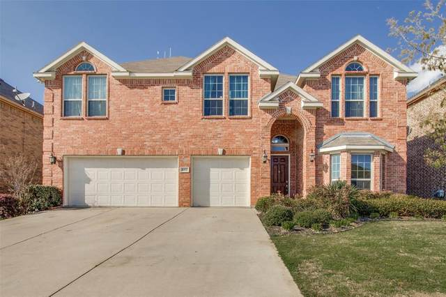 1412 Caruth Lane, Celina, TX 75009 (MLS #14308464) :: The Hornburg Real Estate Group