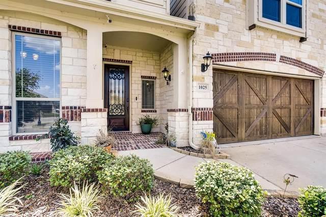 1025 Canterbury Lane, Forney, TX 75126 (MLS #14308513) :: RE/MAX Landmark