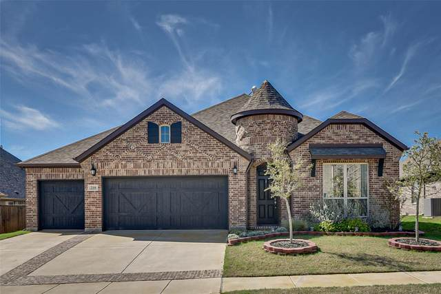 218 Crestlyn Drive, Midlothian, TX 76065 (MLS #14308587) :: All Cities USA Realty