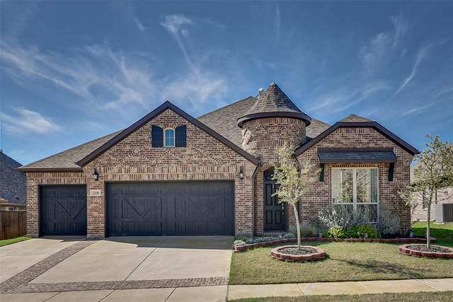 218 Crestlyn Drive, Midlothian, TX 76065 (MLS #14308587) :: RE/MAX Pinnacle Group REALTORS