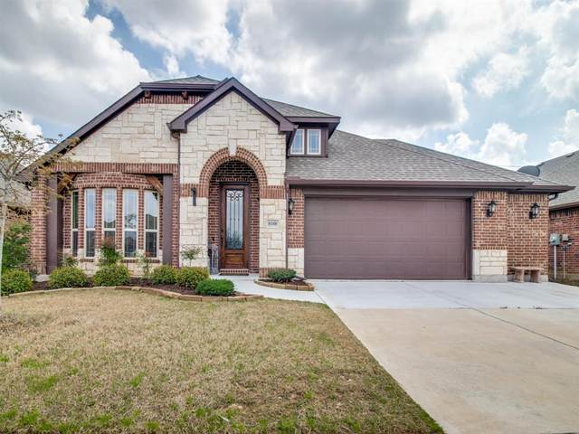 8108 Bonanza Street, Aubrey, TX 76227 (MLS #14308597) :: Real Estate By Design
