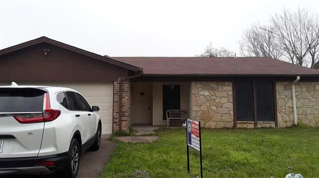8028 Lazy Brook Drive, Watauga, TX 76148 (MLS #14308628) :: Justin Bassett Realty