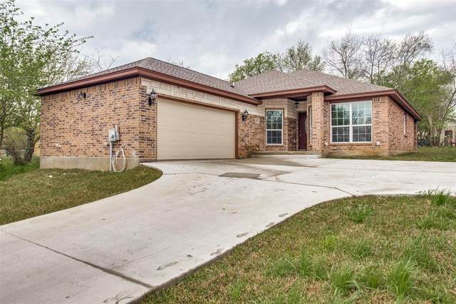 112 S Watson Street, Alvarado, TX 76009 (MLS #14308668) :: The Chad Smith Team