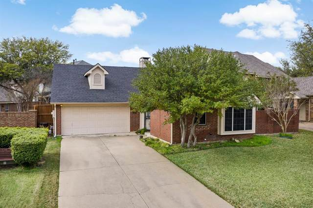 1329 Kittery Drive, Plano, TX 75093 (MLS #14308693) :: Hargrove Realty Group