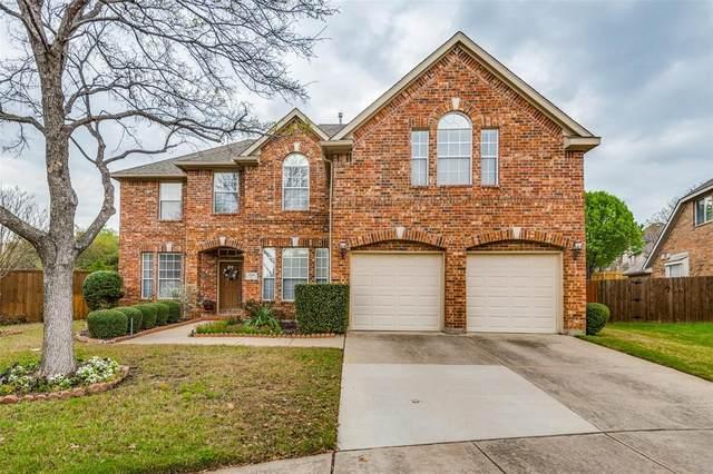 3416 Dwyer Lane, Flower Mound, TX 75022 (MLS #14308711) :: Real Estate By Design