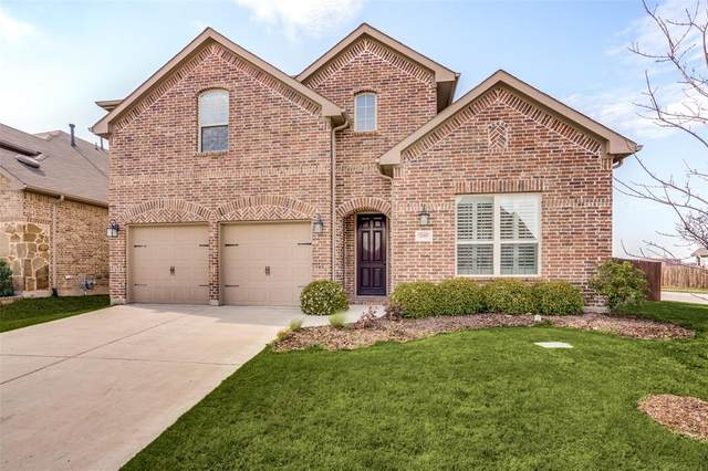 1000 Mesa Crest Drive, Fort Worth, TX 76052 (MLS #14308783) :: The Welch Team