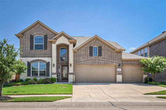 1316 Crater Court, Prosper, TX 75078 (MLS #14308802) :: All Cities USA Realty