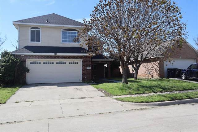 7929 Crouse Drive, Fort Worth, TX 76137 (MLS #14308805) :: The Good Home Team