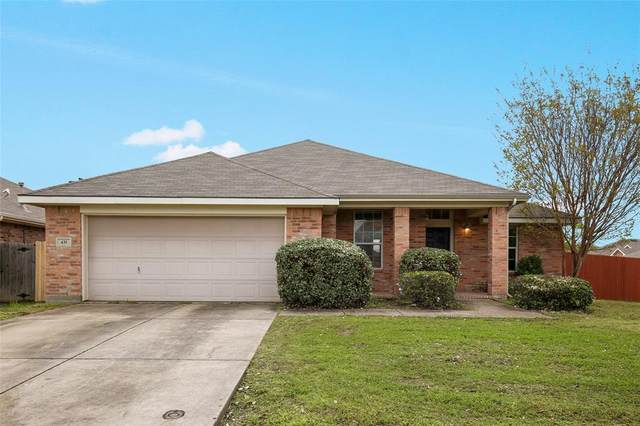 431 Chinaberry Trail, Forney, TX 75126 (MLS #14308807) :: RE/MAX Landmark