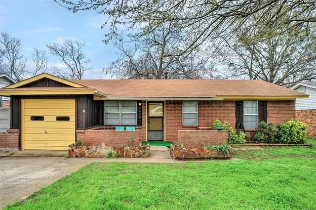 2640 Loy Lake Road, Denison, TX 75020 (MLS #14308825) :: The Kimberly Davis Group