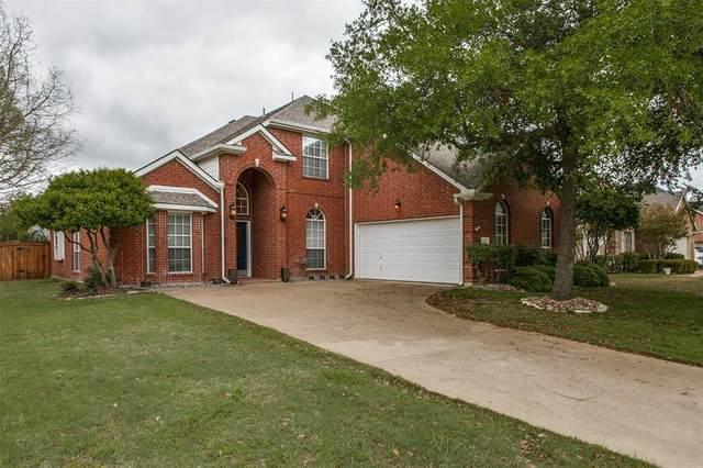 8001 Saint Fillans Lane, Rowlett, TX 75089 (MLS #14308848) :: The Good Home Team