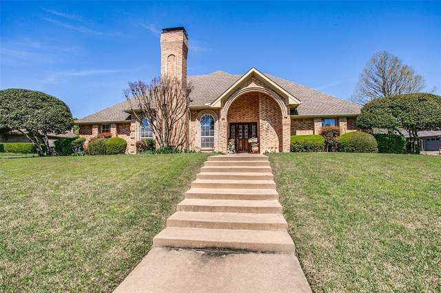 1300 Meandering Way, Rockwall, TX 75087 (MLS #14308853) :: All Cities USA Realty