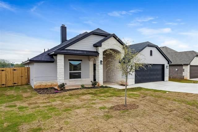 447 Silverton Drive, Granbury, TX 76049 (MLS #14308863) :: The Chad Smith Team