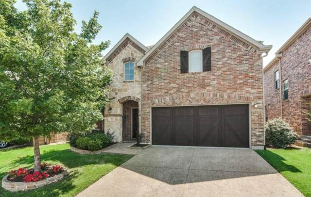 304 Westminster Drive, Lewisville, TX 75056 (MLS #14308870) :: The Kimberly Davis Group