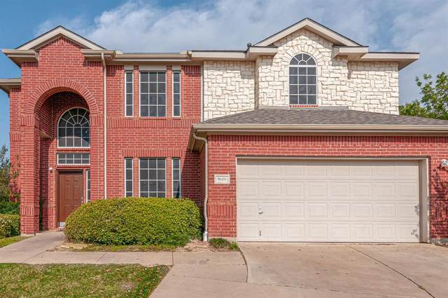9600 Delmonico Drive, Fort Worth, TX 76244 (MLS #14308882) :: All Cities USA Realty