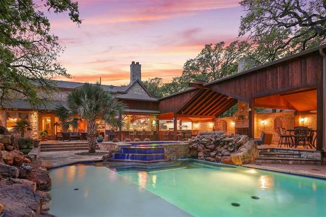 527 Summit Drive, Copper Canyon, TX 75077 (MLS #14308889) :: Real Estate By Design